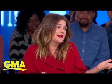 Drew Barrymore Reveals Which Of Her Movies Her Daughters Love The Most | GMA