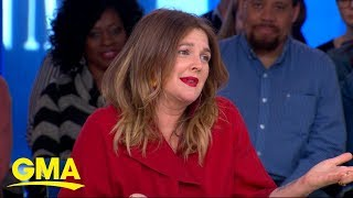 Baixar Drew Barrymore reveals which of her movies her daughters love the most | GMA