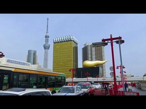 Tokyo - amazing city tour 4K