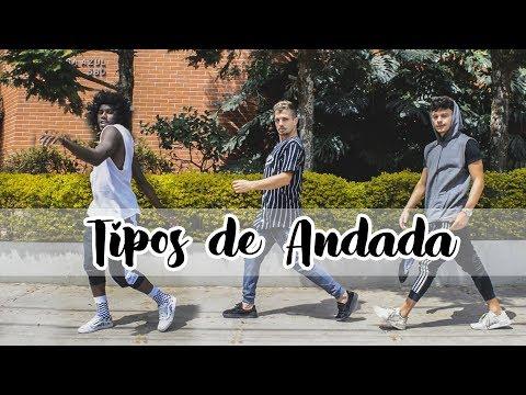 TIPOS DE ANDADA