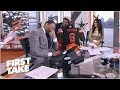 Will Cain trolls Stephen A. about Cowboys' NFC East title, Steelers | First Take Mp3