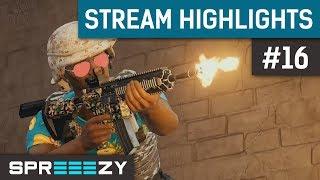 sprEEEzy - PUBG Highlights #16 thumbnail