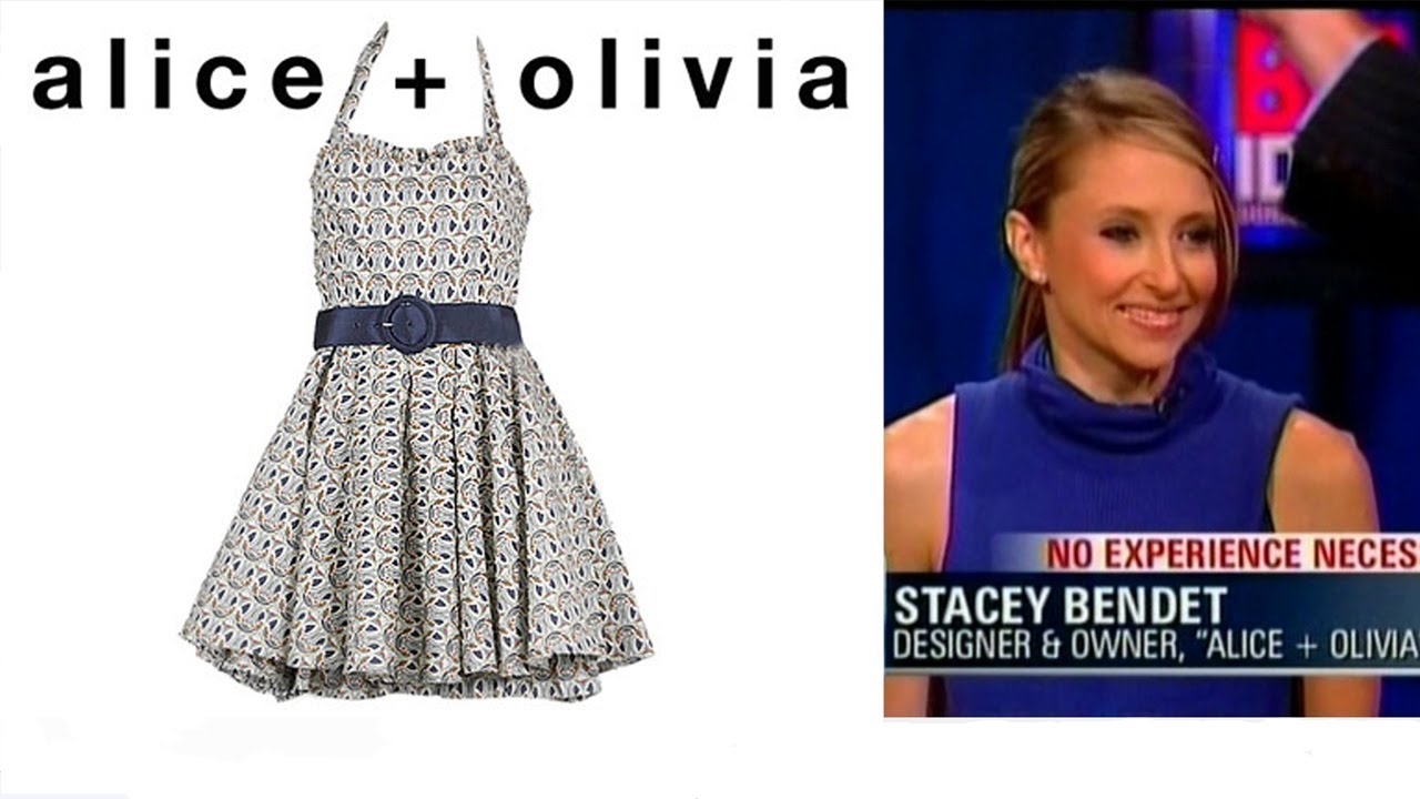 alice olivia fashion designer stacey bendet interview alice olivia fashion designer stacey bendet interview