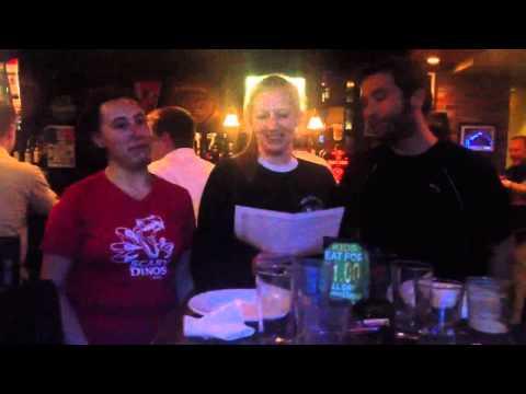 Jordan's Pub Running Club Shirt Song