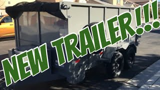 Vlog 11: New Trailer, Finally Hired a Laborer, Homeless Fight