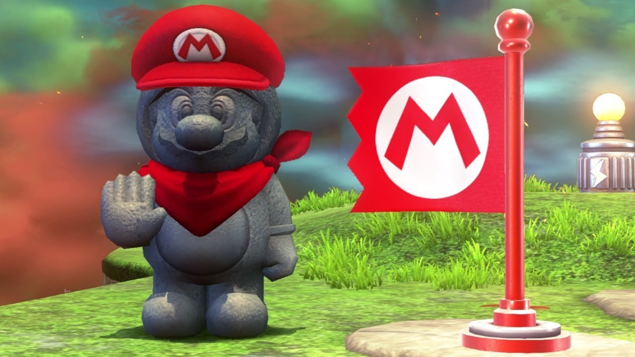 Super Mario Odyssey Walkthrough Part 29 Bowser S Kingdom