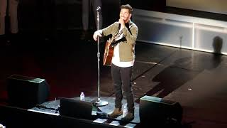 Andy Grammer 'Don't Give Up On Me' Live in Concert 9-5-19 Wiltern LA CA USA
