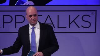 EPPTALKS in Malta - Frederik Reinfeldt