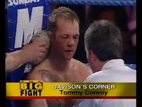 Steve Robinson vs John Davison