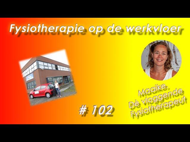 #102 Fysiotherapie op jouw werkvloer, door Fysio Maaike. In Workshop vorm of een vaste dag, het kan!