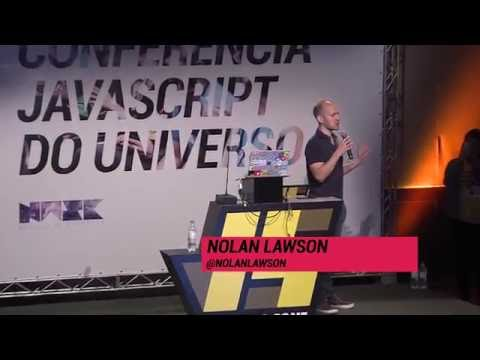 Nolan Lawson - We Can Work It Out: from Web Workers to Service Workers - BrazilJS Conf 2016