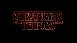 Stranger Things | Title Sequence [HD] | Netflix