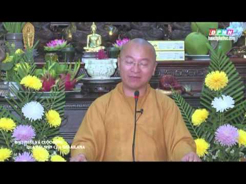 Đạo Phật và cuộc sống qua cái nhìn của Đức Dalai Lama (21/08/2013)