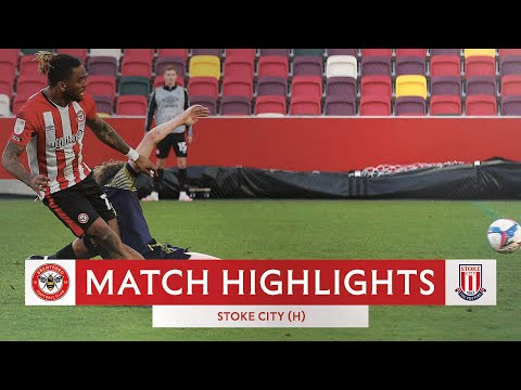 Brentford Stoke Goals And Highlights