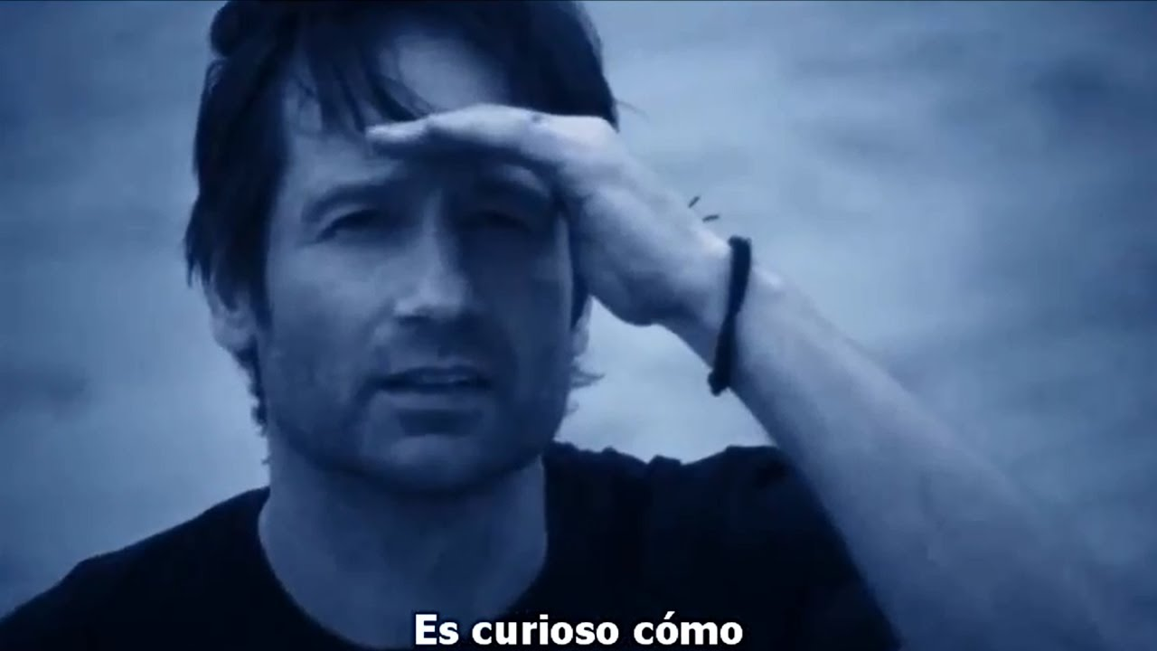 Californication Carta A Becca Hank Moody