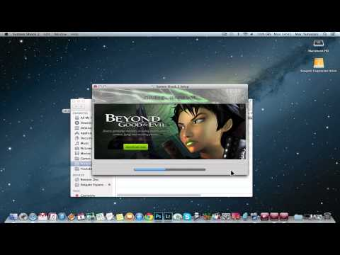 How to Install/Play System Shock 2 on Mac? Walkthrough/Tutorial