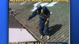 Asbestos Roof Treatment