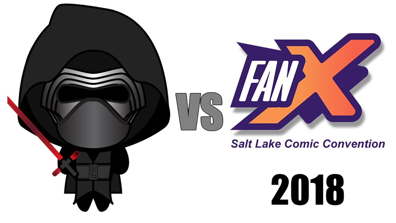 Youtube - Kylo-Ren Hates FanX Salt Lake Comic Convention 2018