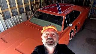 I am jumping the General Lee at Bo's Extravaganza! What?!!