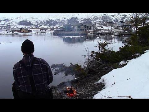 Bonne Bay Marine Station - Gros Morne, Otter, Campfire