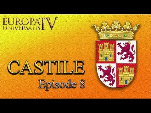 Europa Universalis 4 :: Castile :: Ep 8 :: Explorationa nd Occupation.