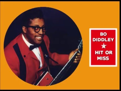 Bo Diddley - Hit Or Miss (Big Bad Bo 1974 LP)