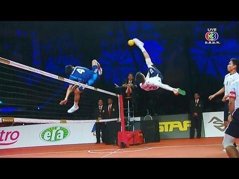 ISTAF SuperSeries FINALS 2013/14 Men's Final [Thailand - Malaysia] SET3