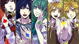 Repeat youtube video Vocaloid - Alice Human Sacrifice ( Legendado PT/BR)