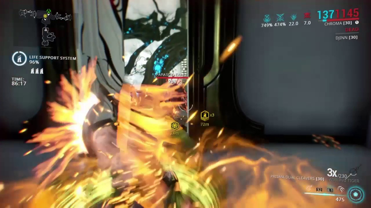 warframe how to get arcane energize
