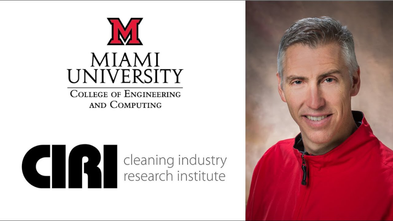 Image for Miami Presents: The Importance of High-Performance Cleaning to Reduce the Risk of Spreading Disease webinar