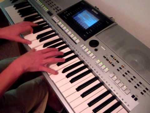 yamaha psr s900 piano improv youtube. Black Bedroom Furniture Sets. Home Design Ideas