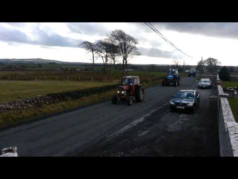 North Galway Tractor Run 2014 ~ The Home Stretch (Part 1)