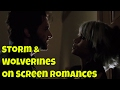 Wolverine & Storm On Screen Romances