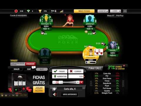 Como jogar Poker grátis - The Social Poker