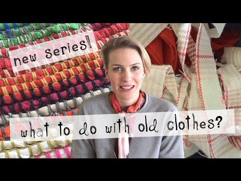 The Upcycle Project: How to Reuse & Upcycle Old Clothes?