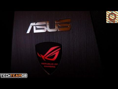 Asus GL552VW Gaming Laptop Review