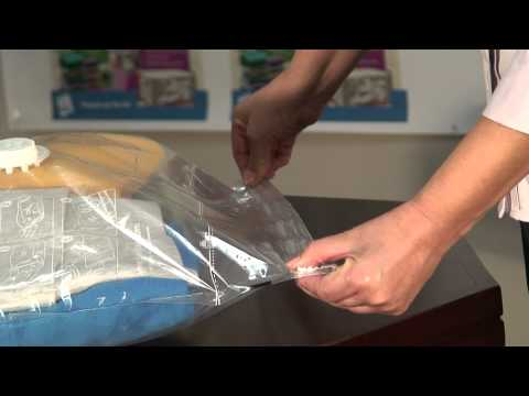 How to use a Space Bag