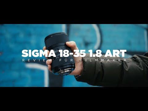 Mein LIEBLINGS-OBJEKTIV! - Sigma 18-35 1.8 ART - Review für Filmmaker!