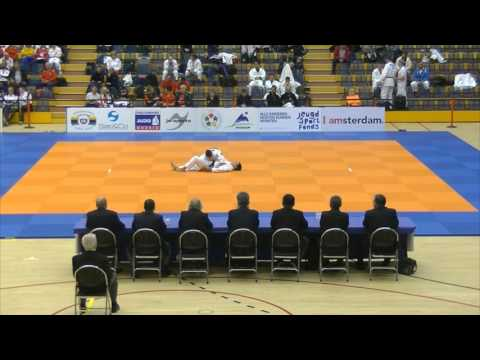 Katame No Kata - World Championship 2015 - Amsterdam