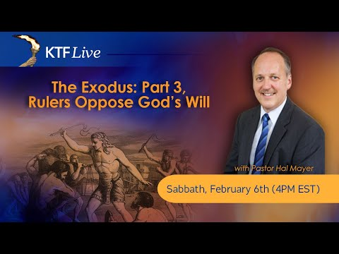 KTFLive: The Exodus: Part 3, Rulers Oppose God's Will