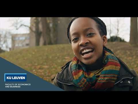 Why did you choose to study in Leuven, Belgium?