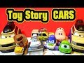 Pixar Cars Character Encyclopedia With Real Toy Story Cars And Sumo Wrestlers And Diecast Pushover