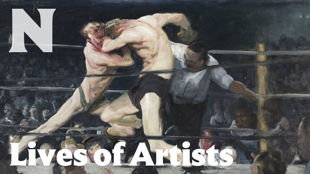 George Bellows, Part 1...