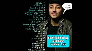 [74.67 MB] Best Arabic Songs All Albums (1st-3rd) from Maher Zain