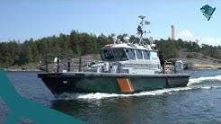 Suomenlahden merivartiosto - turvallisuuden ylläpitäjä arjessa ja poikkeusoloissa