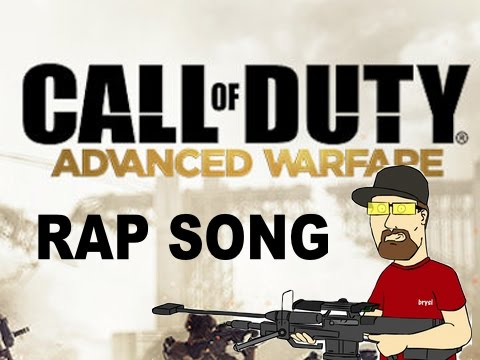 COD ADVANCED WARFARE RAP SONG - BY BRYSI  (@SHGames)
