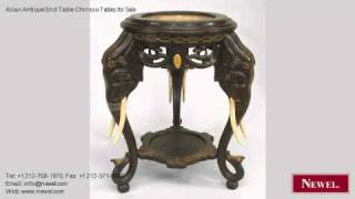 Asian Antique End Table Chinese Tables For Sale