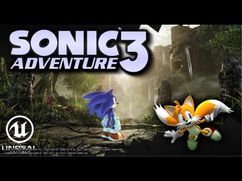 sonic adventure 3 demo gameplay the hype is real youtube