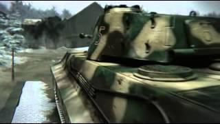 Арденны 1944 (Танки Jagdpanzer IV, TIGER II KT, Tiger, Panther,, M4A3 Sherman)