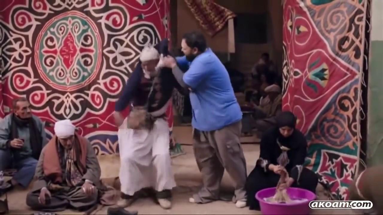 محمد ناصر من فيلم الليله الكبيره